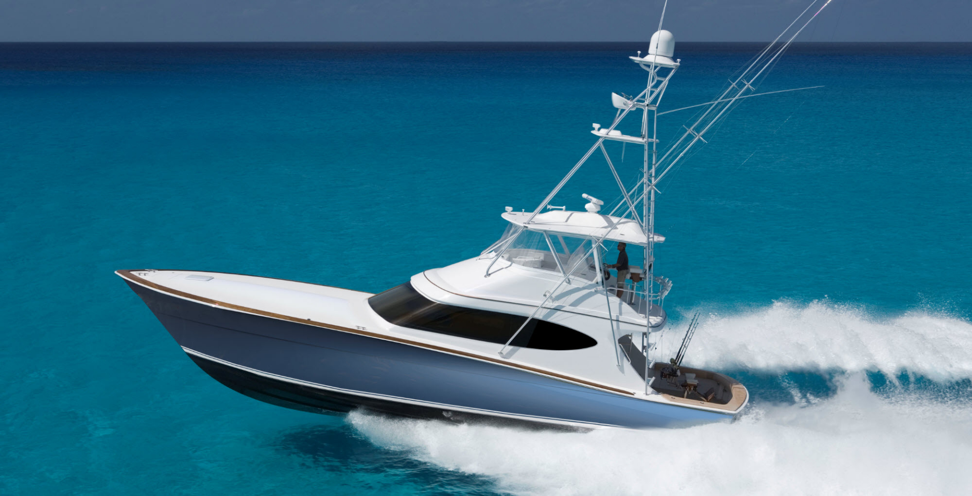 Hatteras Yachts For Sale New Sportfish And Motor Yachts United