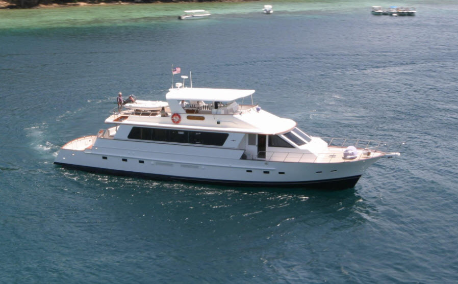 Kong & Halvorsen Yachts For Sale