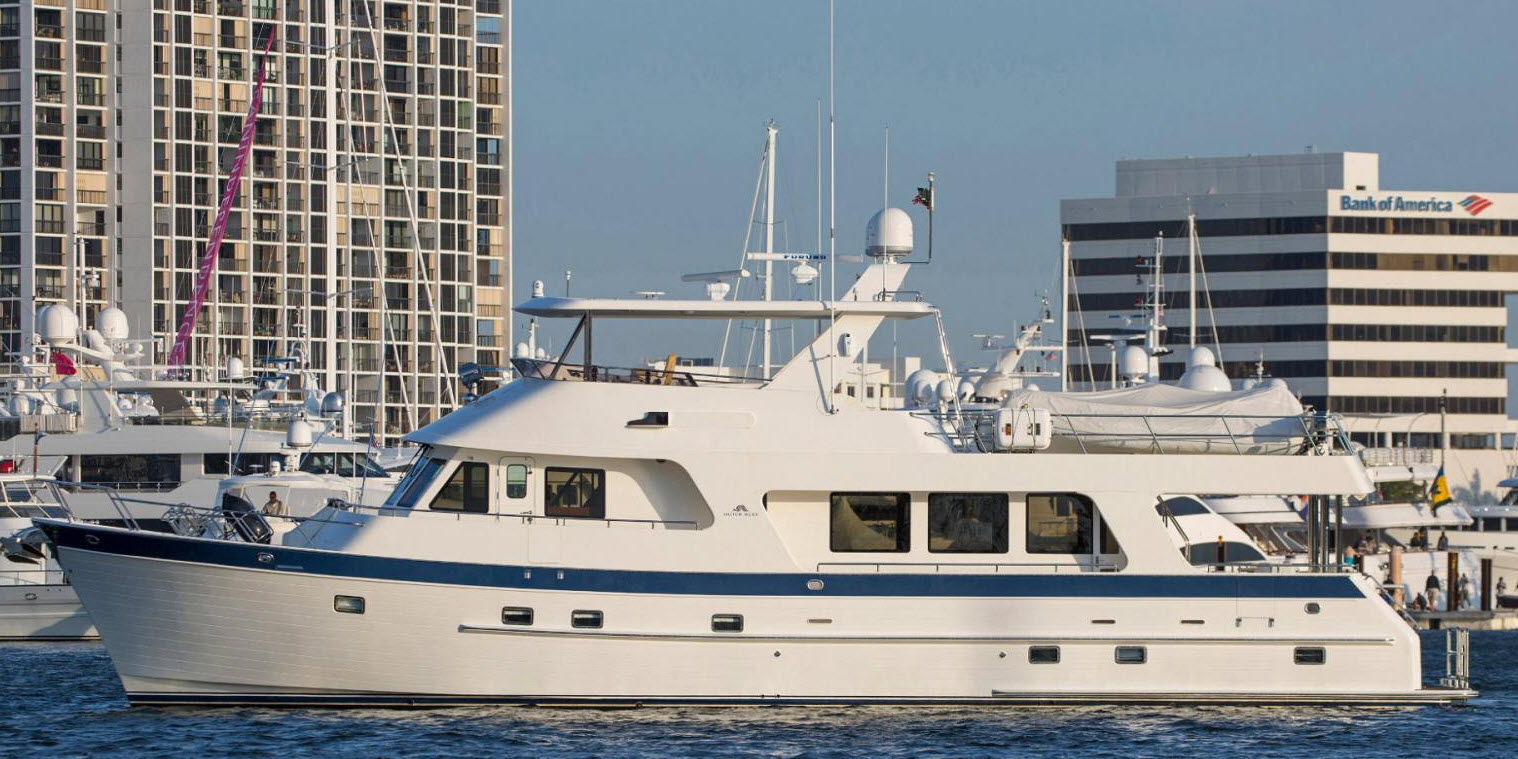 outer reef yacht for sale