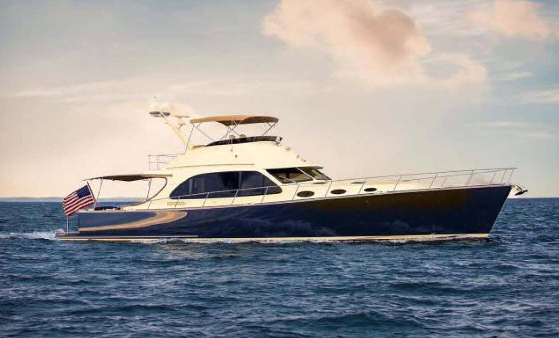 palm beach motor yachts for sale