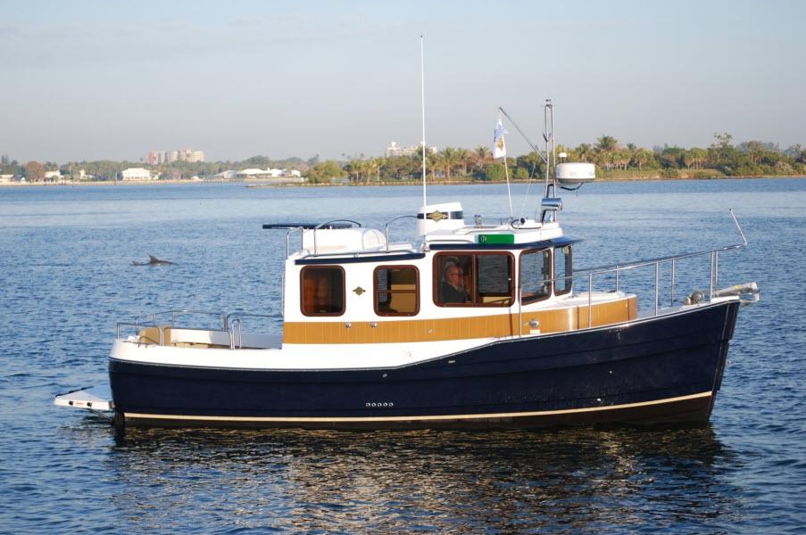 Ranger Tug Boats