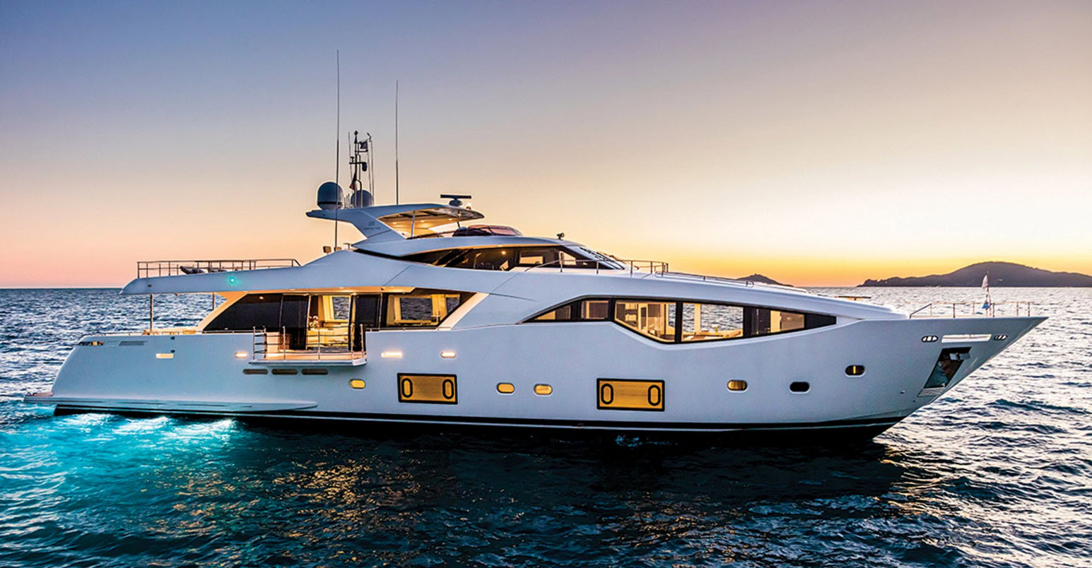Used Ferretti Yachts For Sale
