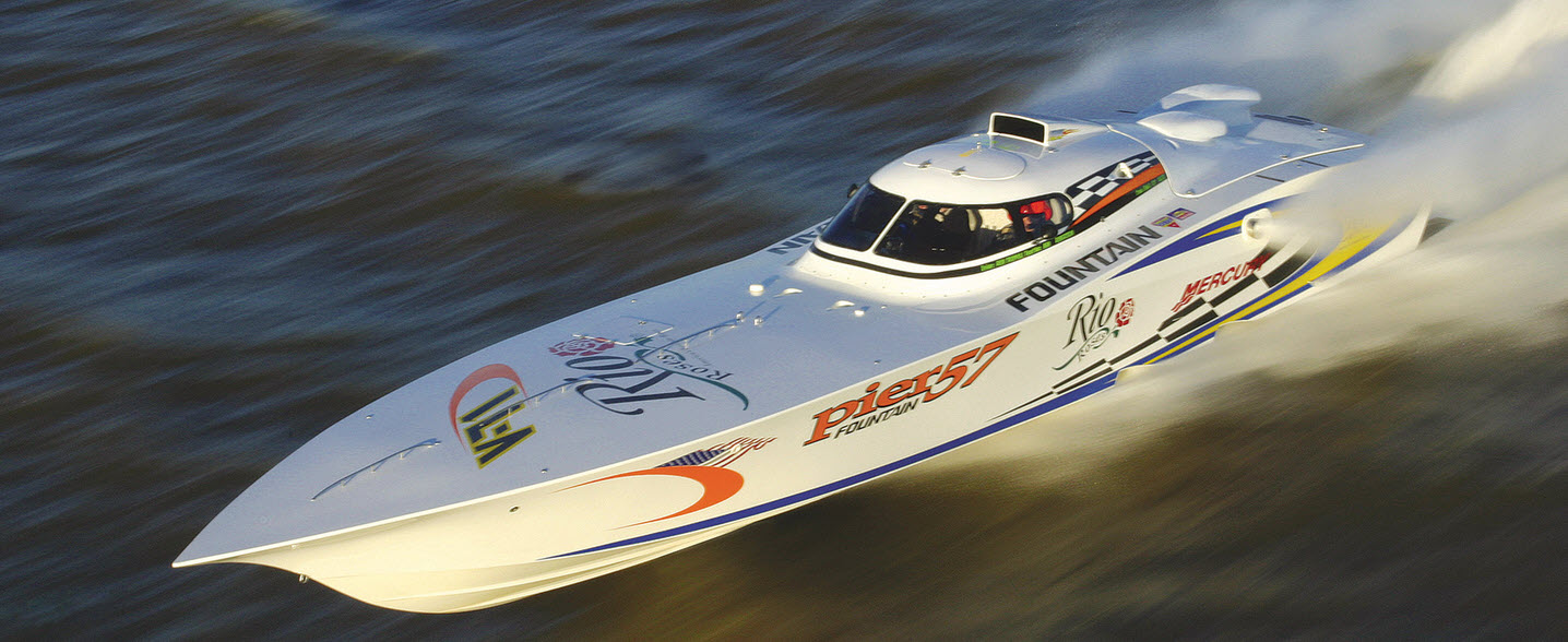 Used High Performance Racing Boats For Sale United