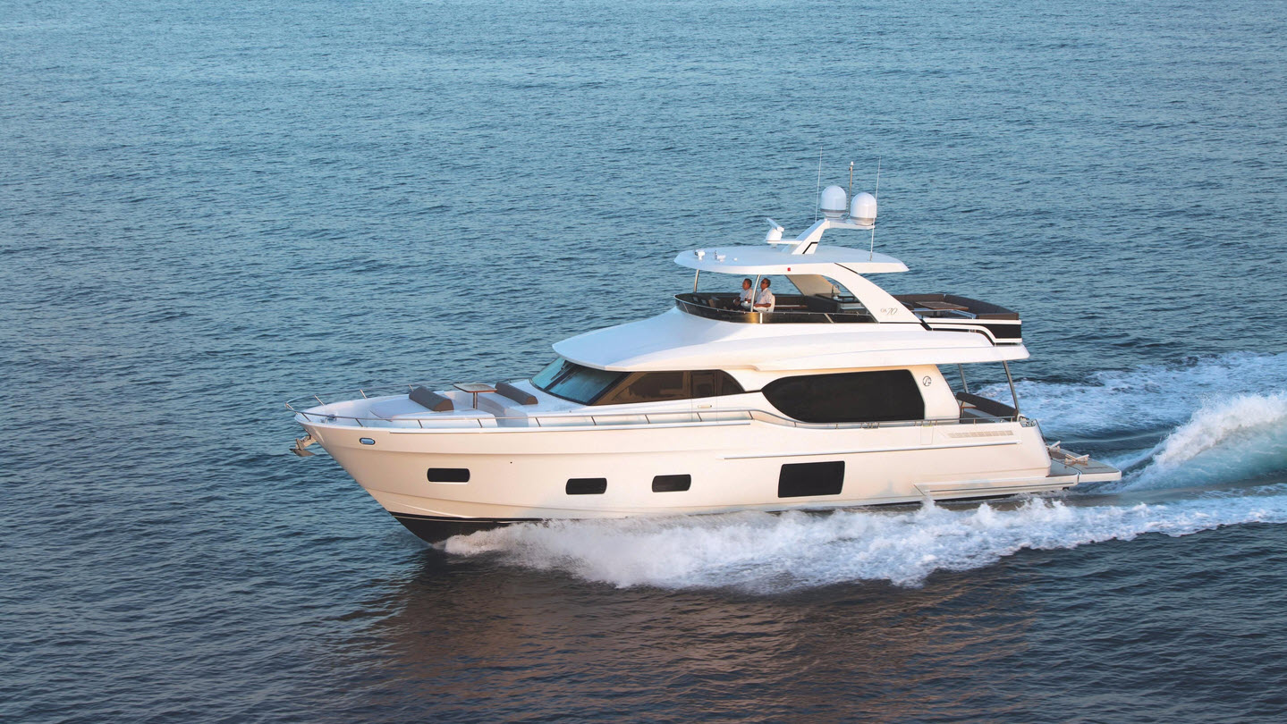 Used Ocean Alexander Yachts For Sale