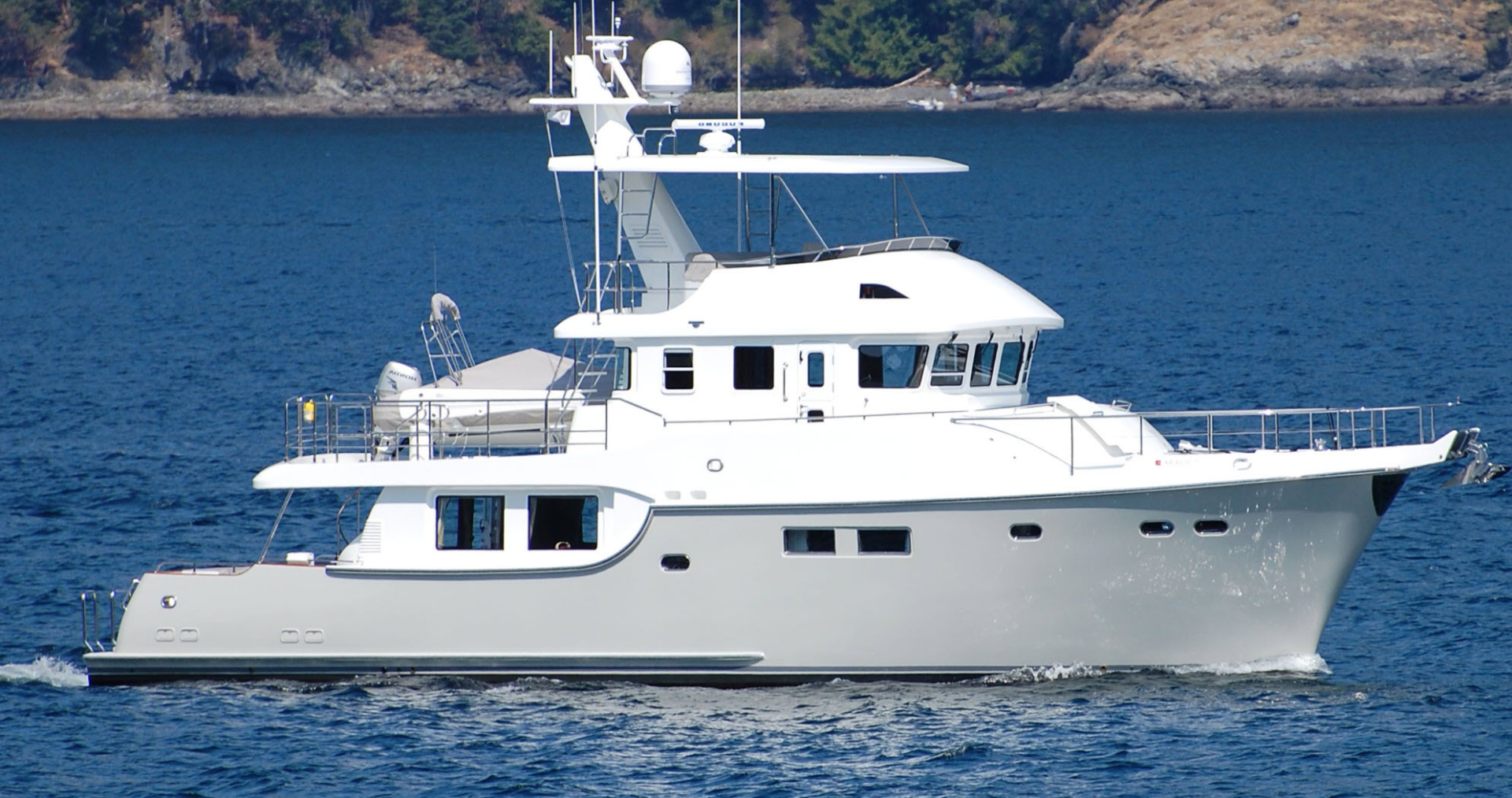 Used Trawler Long-Distance Cruising Yachts For Sale | United