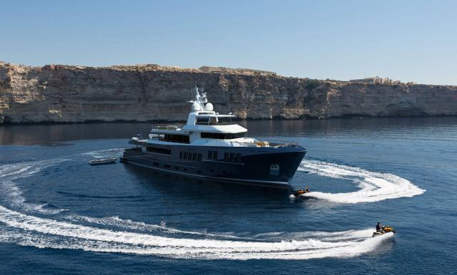 photo of  Expedition Yachts  for sale