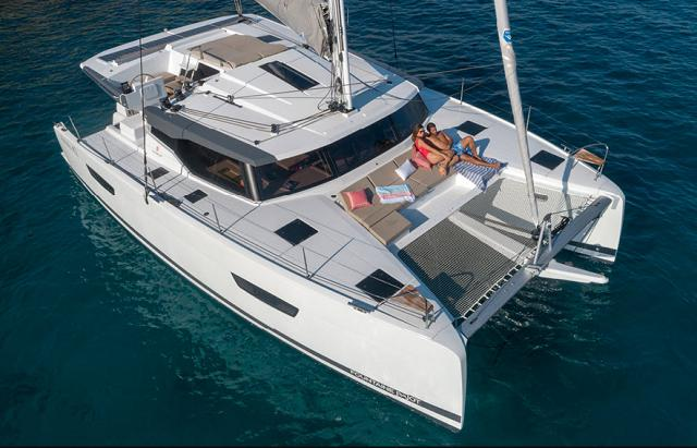photo of Fountaine Pajot
