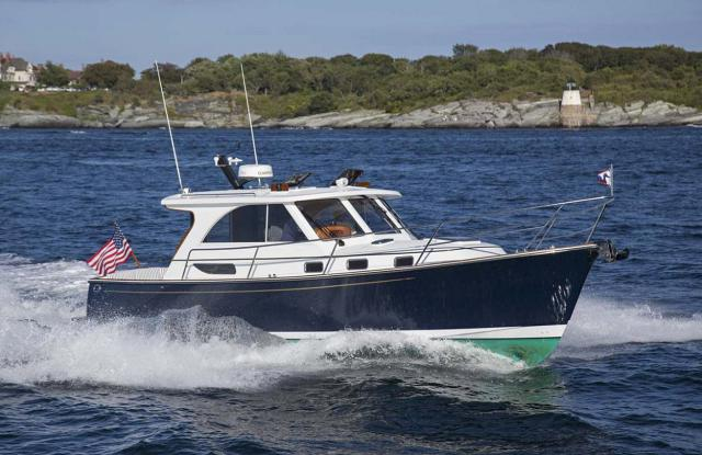 photo of Legacy Yachts