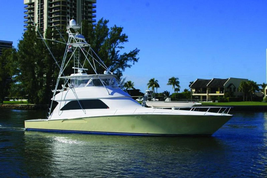 Used Viking 74 Convertible For Sale