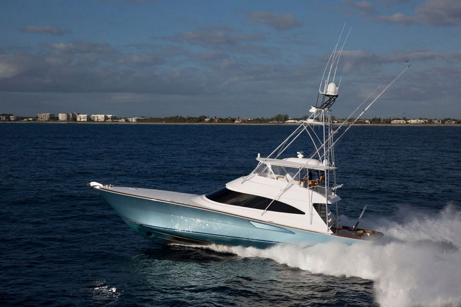 Used Viking 72 Convertible For Sale