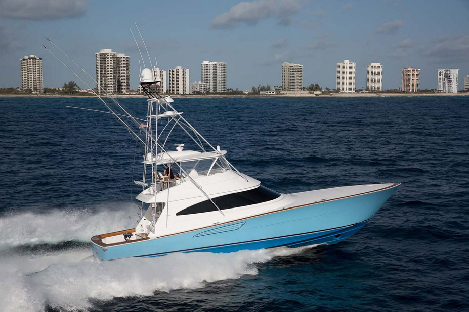 Used Viking 70 Convertible For Sale