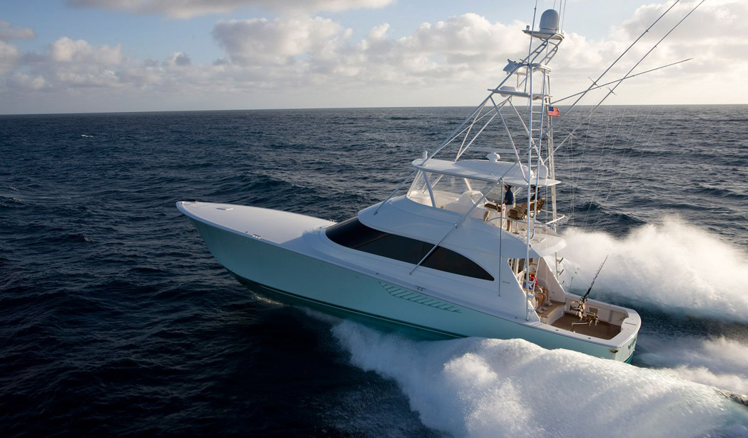 Used Viking 66 Convertible For Sale