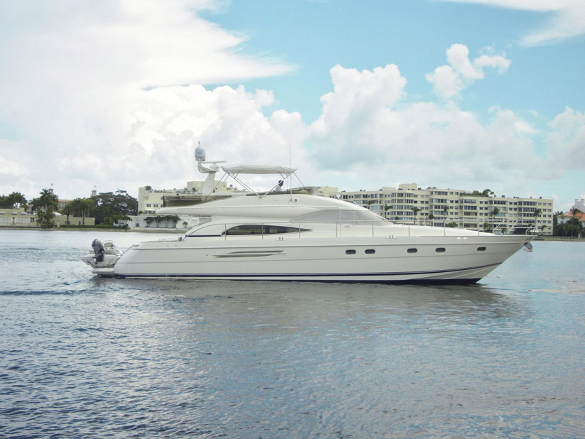 Used Viking 65 Motor Yacht For Sale