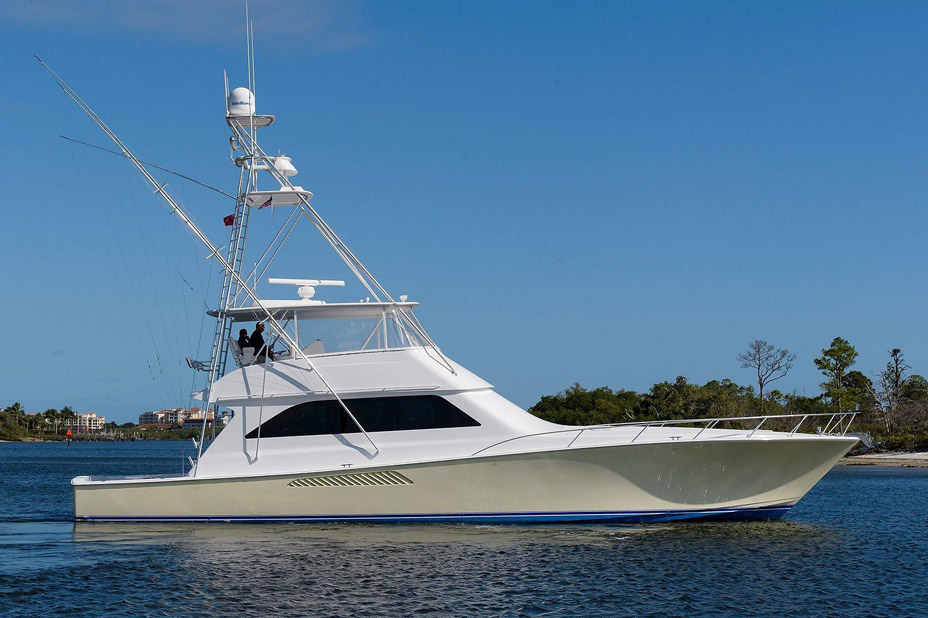 Used Viking 65 Convertible For Sale