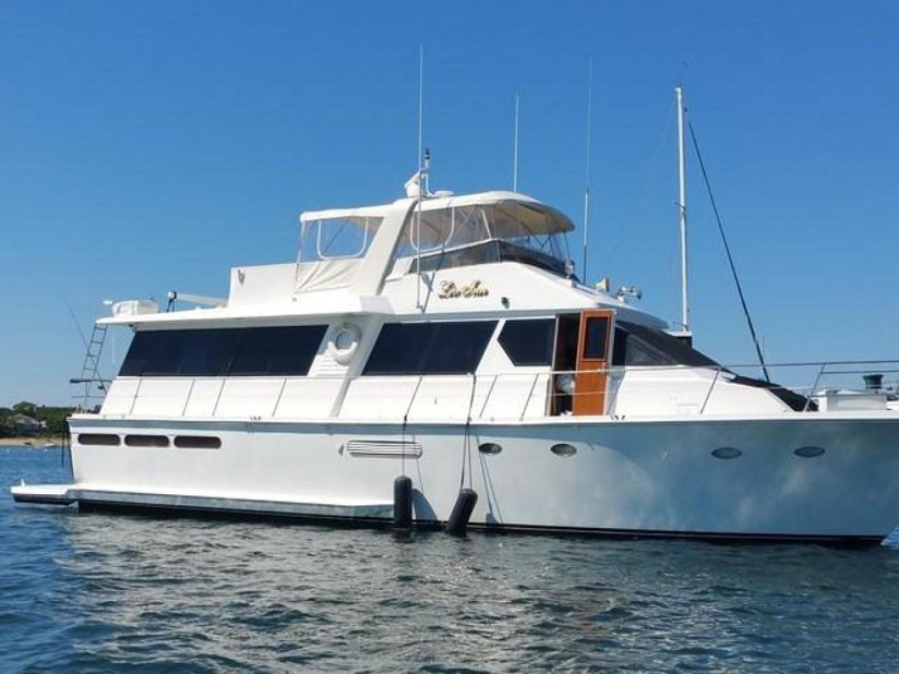 Used Viking 63 Motor Yacht For Sale