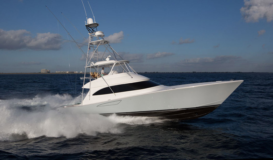 Used Viking 62 Convertible For Sale