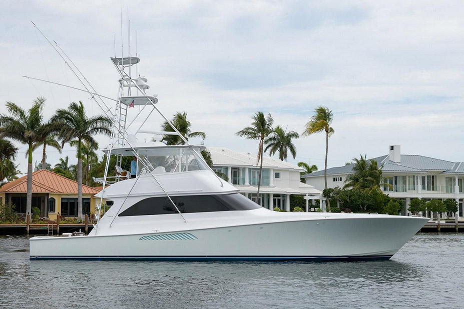 Used Viking 61 Convertible For Sale
