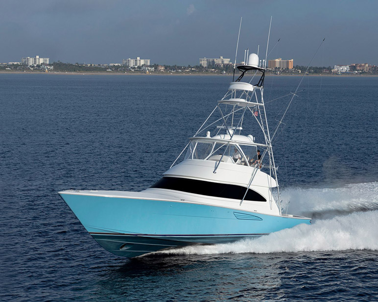 Used Viking 58 Convertible For Sale