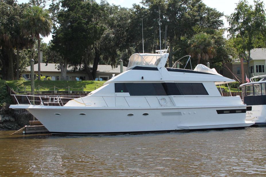 Used Viking 57 Motor Yacht For Sale