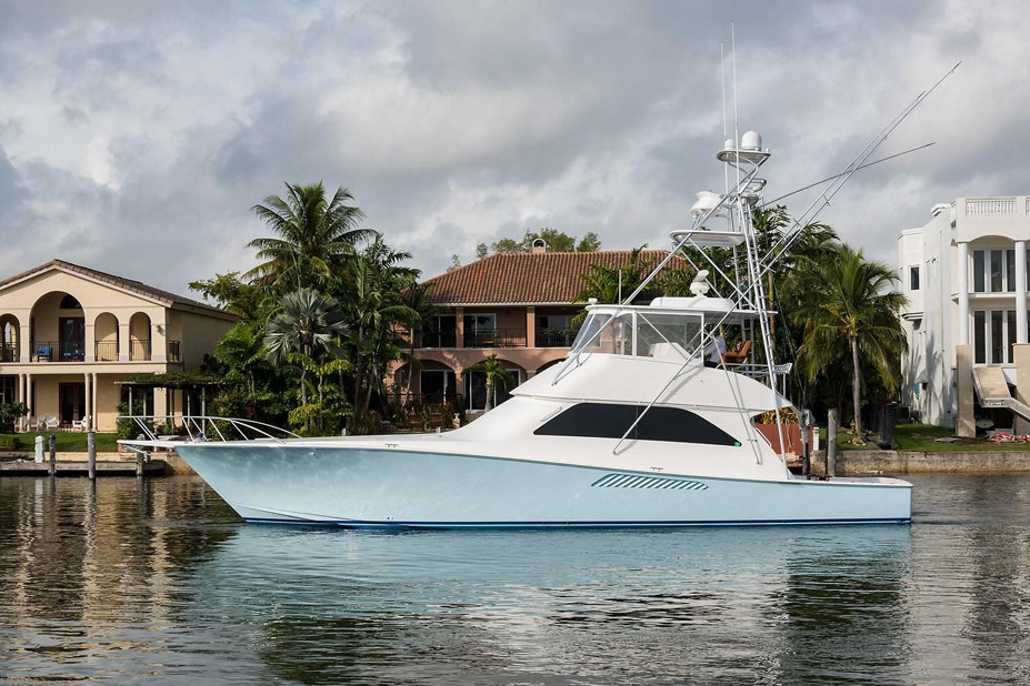 Used Viking 56 Convertible For Sale