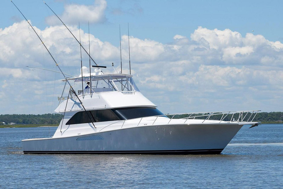 Used Viking 55 Convertible For Sale