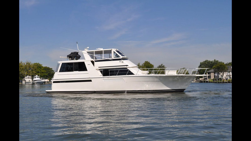 Used Viking 54 Motor Yacht For Sale