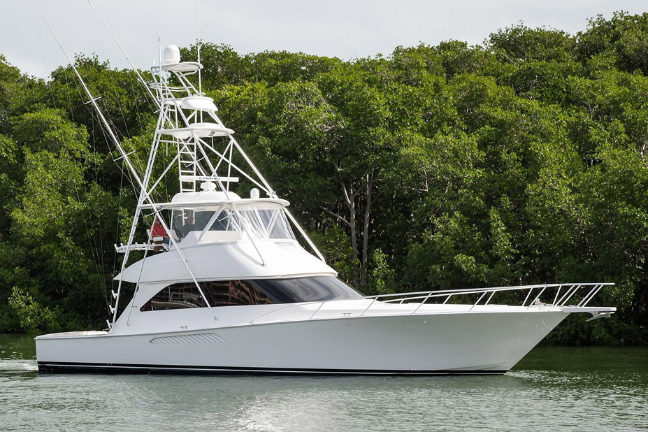 Used Viking 54 Convertible For Sale