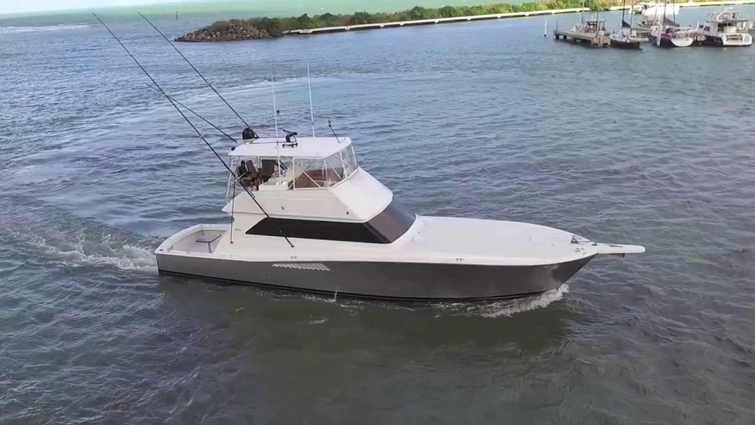 Used Viking 53 Convertible For Sale