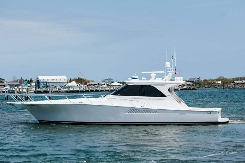 Used Viking 52 Sport Yacht For Sale