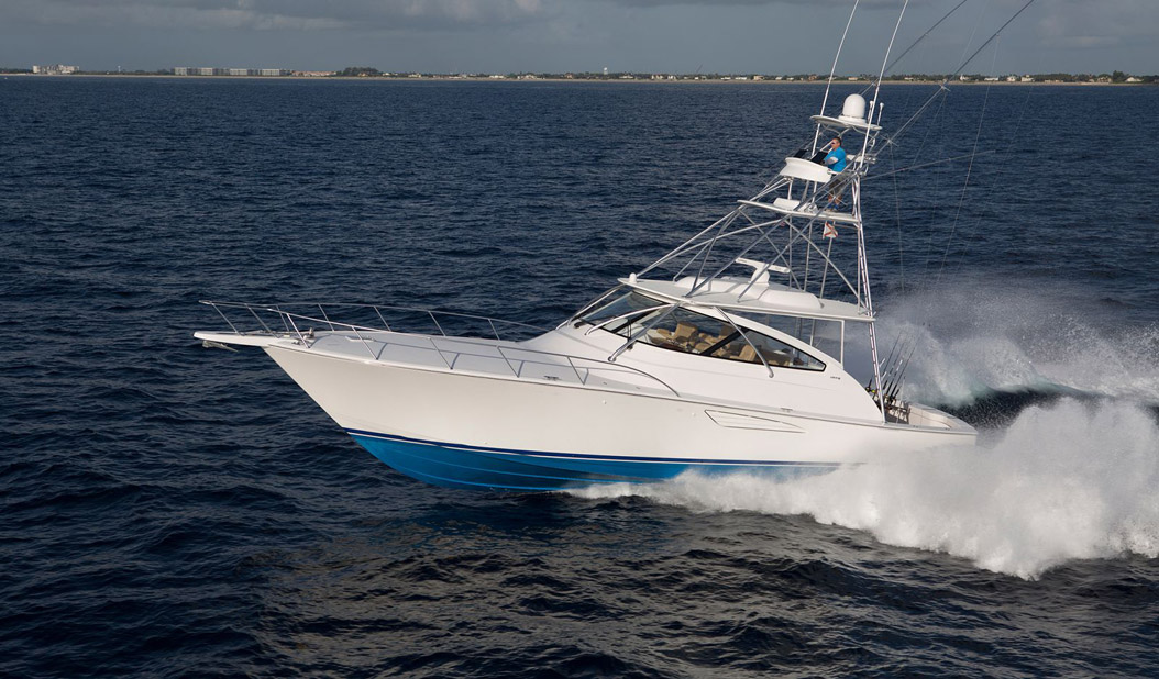 Used Viking 52 Open Yacht For Sale