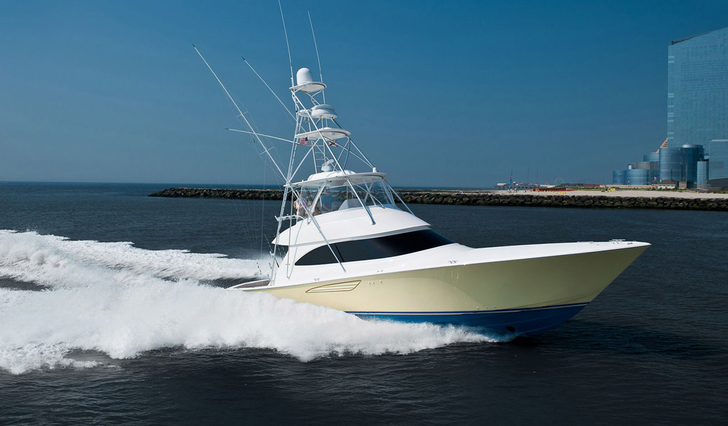 Used Viking 52 Convertible For Sale