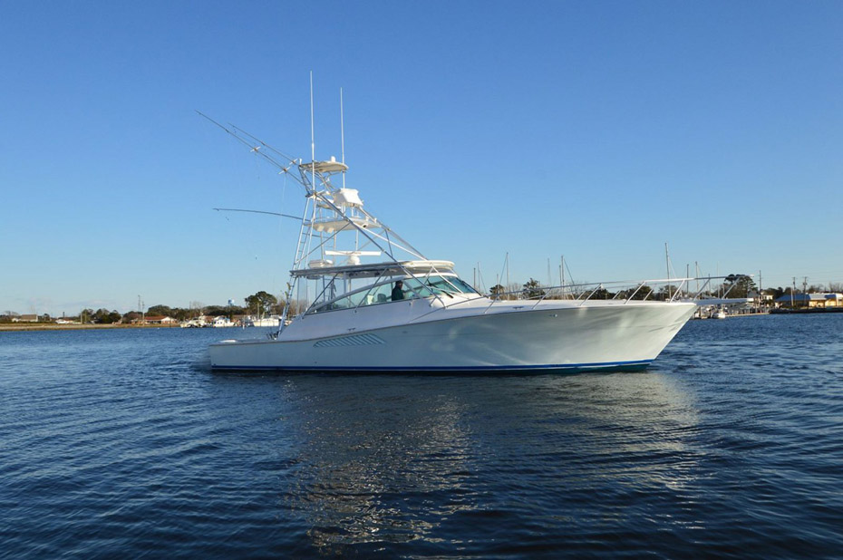 Used Viking 50 Open For Sale