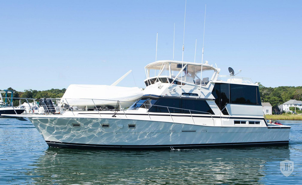 Used Viking 50 Motor Yacht For Sale