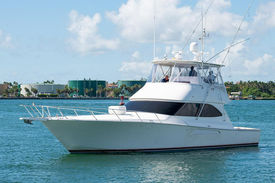 Used Viking 50 Convertible For Sale