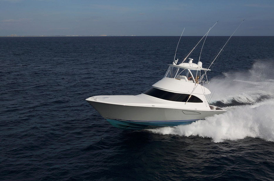 Used Viking 48 Convertible For Sale