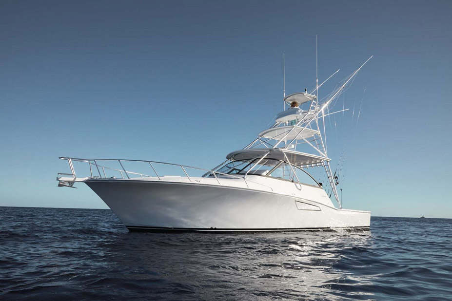 photo of Cabo Yachts 41 Express