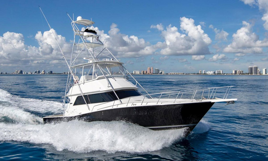 Used Viking 47 Convertible For Sale
