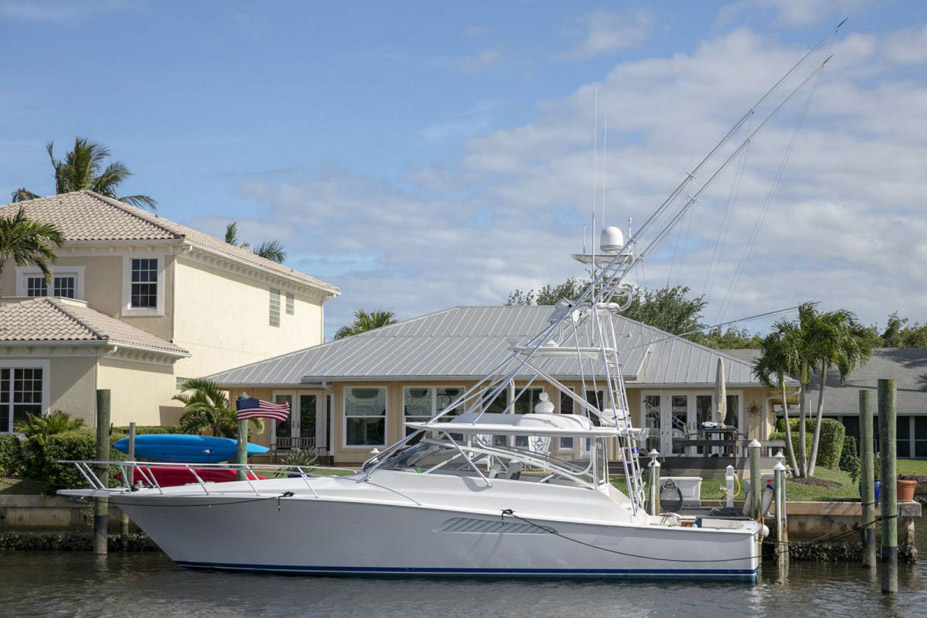 Used Viking 45 Open For Sale