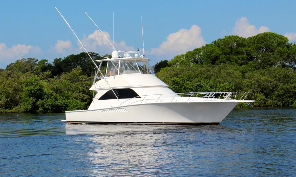 Used Viking 45 Convertible For Sale