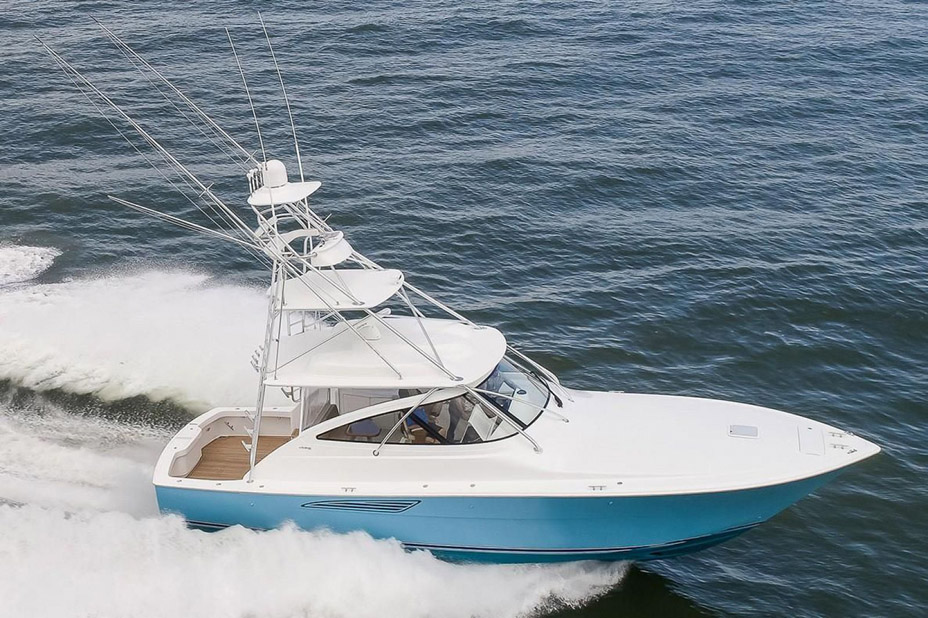 Used Viking 44 Open For Sale
