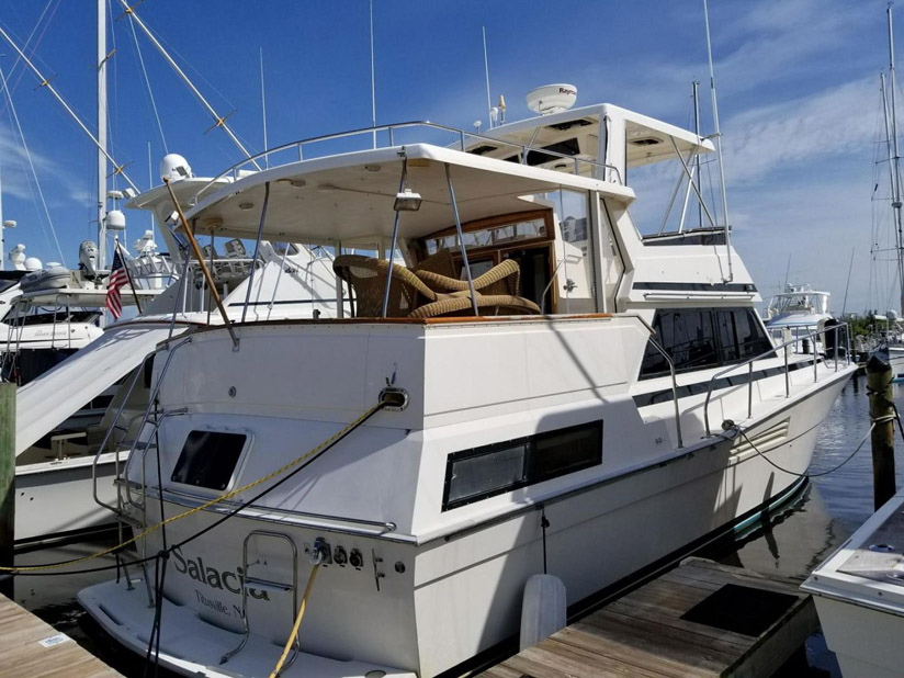 Used Viking 44 Motor Yacht For Sale