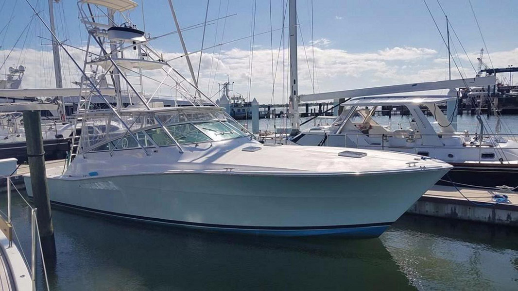 Used Viking 43 Open For Sale