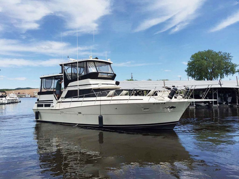 Used Viking 43 Double For Sale