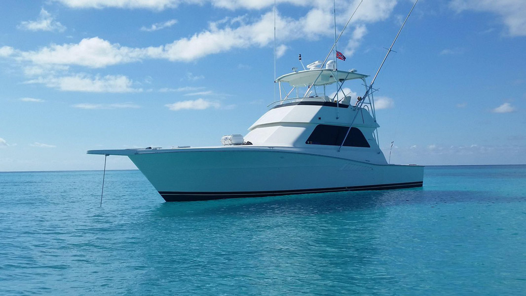 Used Viking 43 Convertible For Sale