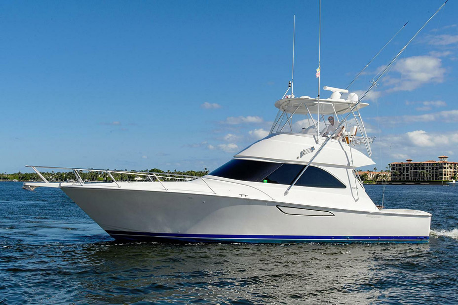 Used Viking 42 Convertible For Sale