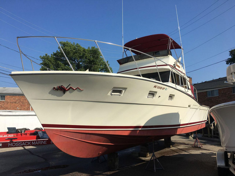 Used Viking 40 Convertible For Sale