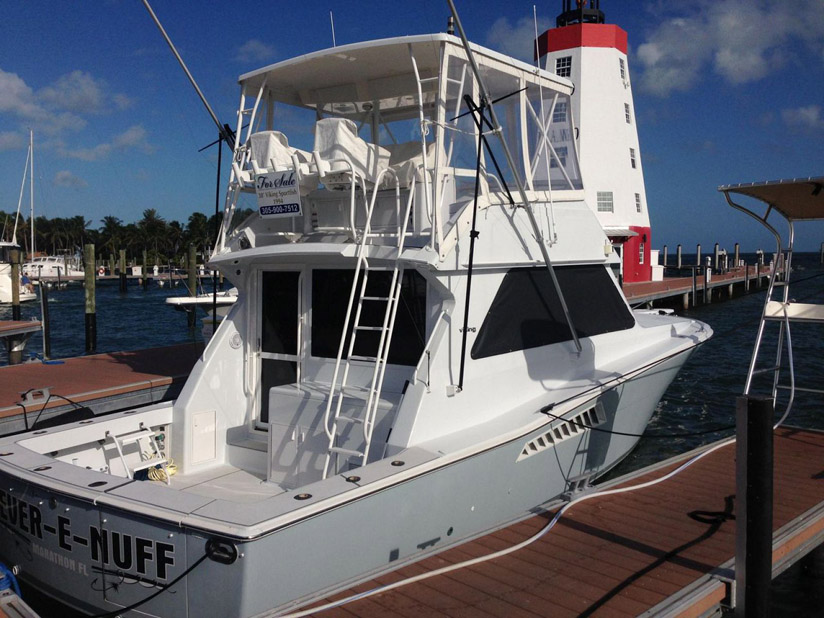 Used Viking 38 Convertible For Sale
