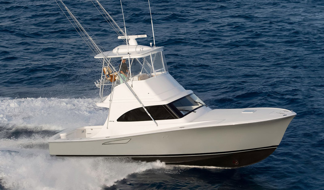 Used Viking 37 Billfish For Sale