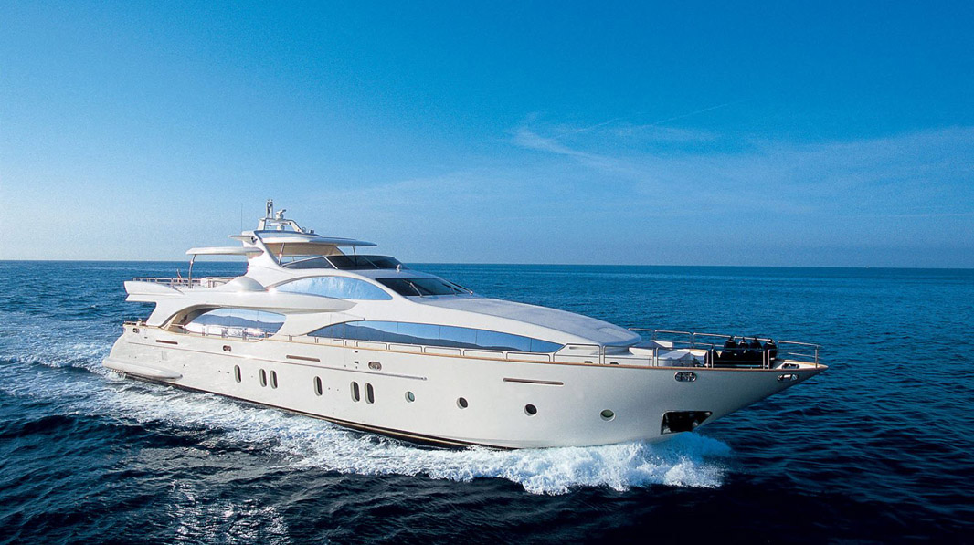 used azimut 116 grande yacht for sale