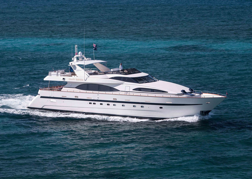 Used Azimut 100 Jumbo Yacht for sale